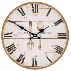Zegar ze Sztućcami B