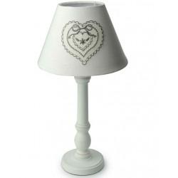 Lampka Prowansalska Biała 1