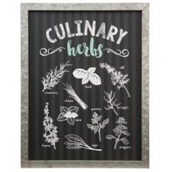 Obraz Do Kuchni Z Ziołami