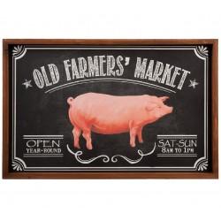 Obraz Retro Market
