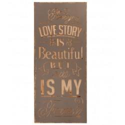 Obraz z Napisami Love