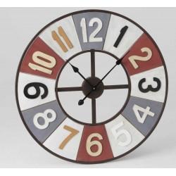 Zegar Kolorowy Duży