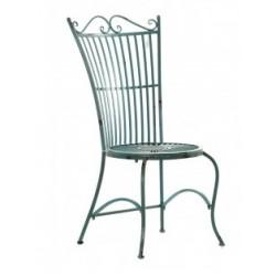 Krzesło Metalowe Aluro Fiesta