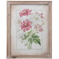 Obraz Prowansalski z Kwiatami B