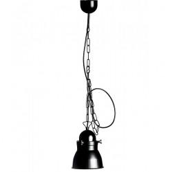 Lampa Loftowa Czarna 1