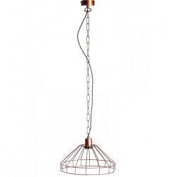 Lampa Metalowa Gabbia 1