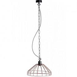 Lampa Metalowa Gabbia 3