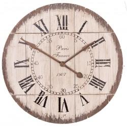 Duży Zegar w Stylu Francuskim