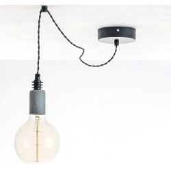 Lampa Pająk Beton 1