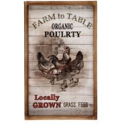 Obraz Retro Farma 2