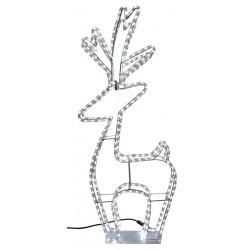 Renifer Świecący Duży Ledowy C
