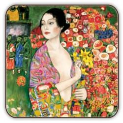 Podkładka Korkowa Pod Kubek Gustav Klimt B