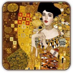 Podkładka Korkowa Pod Kubek Gustav Klimt E