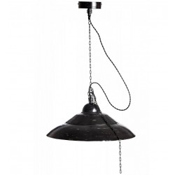 Lampa Loftowa Tre Czarna