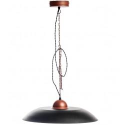 Lampa Loft Miedziana