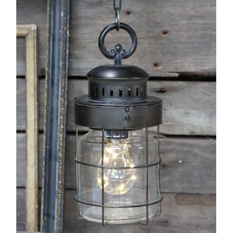 Poznaj lampy w stylu industrialnym - najlepsze połączenie antycznego metalu ze szkłem.