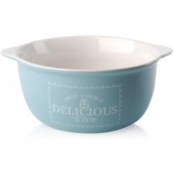 Miska Błękitna Ceramiczna
