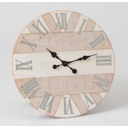 Zegar Ścienny Deski