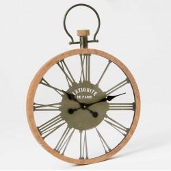 Zegar Ażurowy Paris