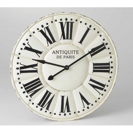 Zegar Metalowy Paris A