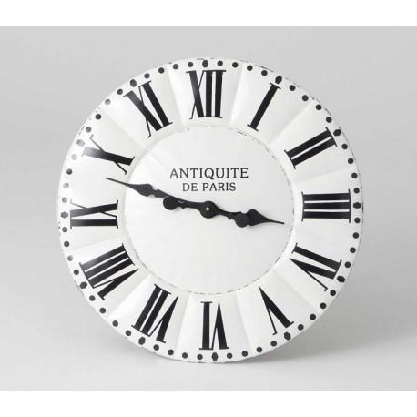 Zegar Metalowy Paris B