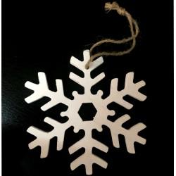 Zawieszka Świąteczna Śnieżynka A