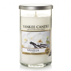 Świeca Yankee Candle Pilar Średni Bawełna