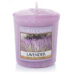 Świeczka Yankee Candle Votive Róża