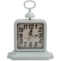 Zegar Stołowy Vintage z Samochodem