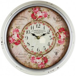 Zegar Prowansalski z Różami B