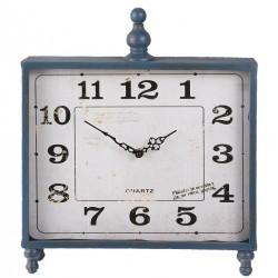 Zegar Stołowy Niebieski
