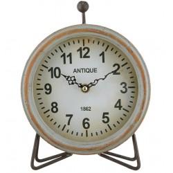 Zegarek Stołowy Retro Szary
