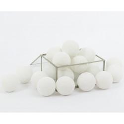 Cotton Balls Białe 20 kul