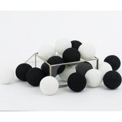 Cotton Balls Kolorowe 10 kul