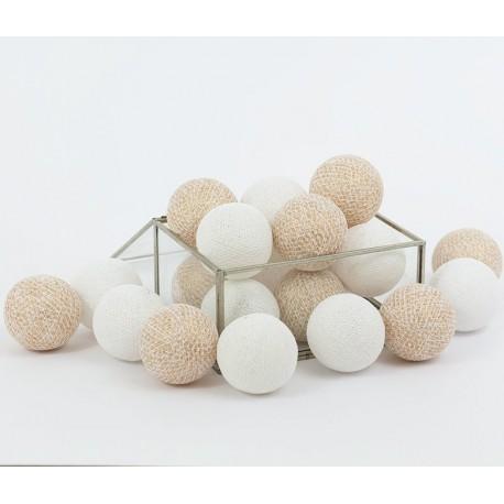 Cotton Balls Mariposa 10 kul