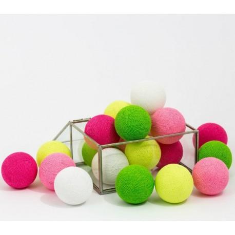 Cotton Balls Blue Marine 50 kul