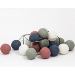 Cotton Balls Dusty Pink 20 kul