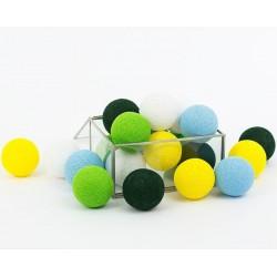 Cotton Balls Grassland 20 kul