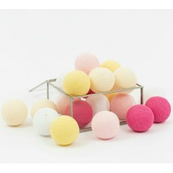 Cotton Balls GrCzekoladowe 50 kul