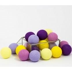 Cotton Balls Krokusove 20 kul