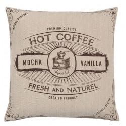 Poszewka Ozdobna Beżowa Coffee