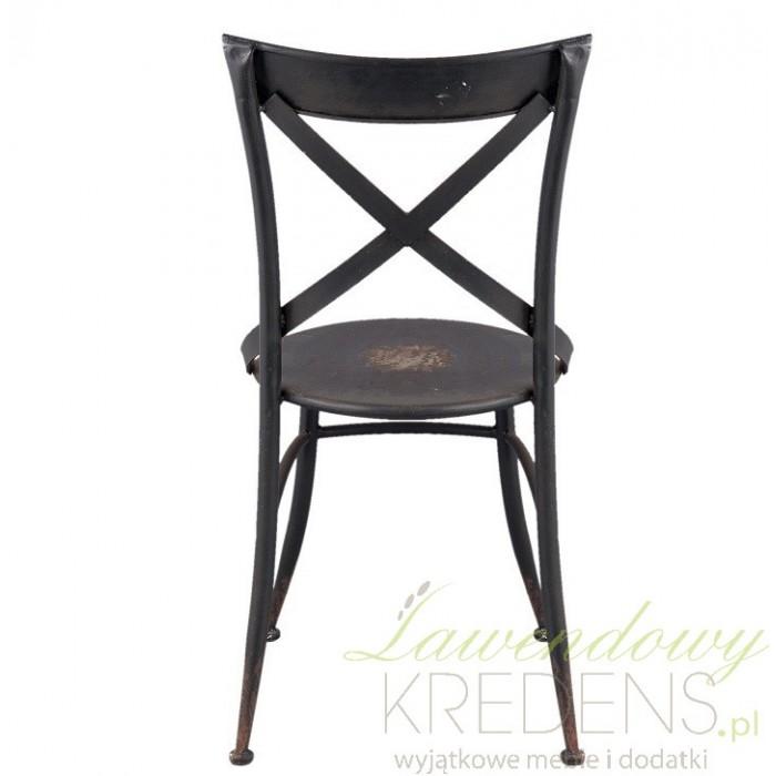 Krzesło Metalowe
