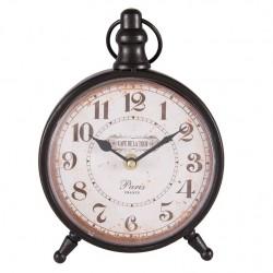 Zegarek Prowansalski w Kształcie Budzika Szary