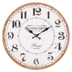 Zegar Ścienny z Krową