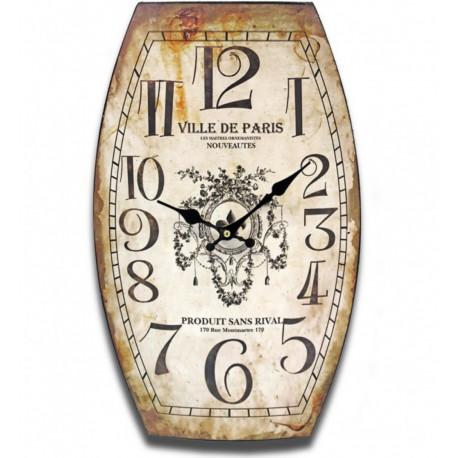 Zegar w Stylu Francuskim Ville De Paris