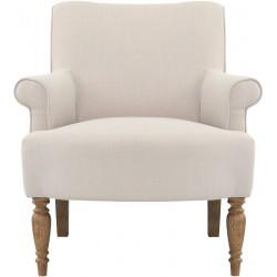 Fotel Prowansalski Beżowy