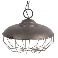 Lampa Industrialna Metalowa Wisząca B