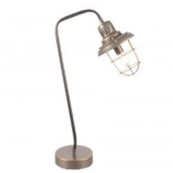 Lampa Industrialna Metalowa Stołowa