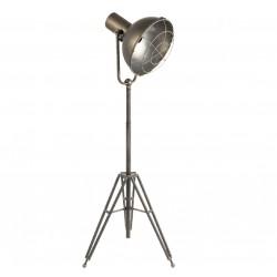 Lampa Industrialna Metalowa Podłogowa