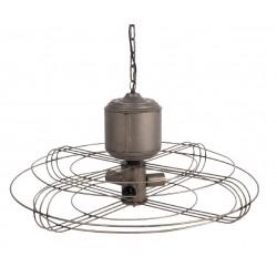 Lampa Industrialna Metalowa Potrójna